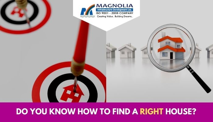 Factors for finding the right house