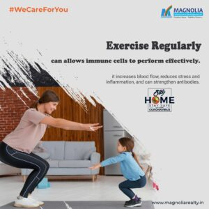 exercise at home covid 19